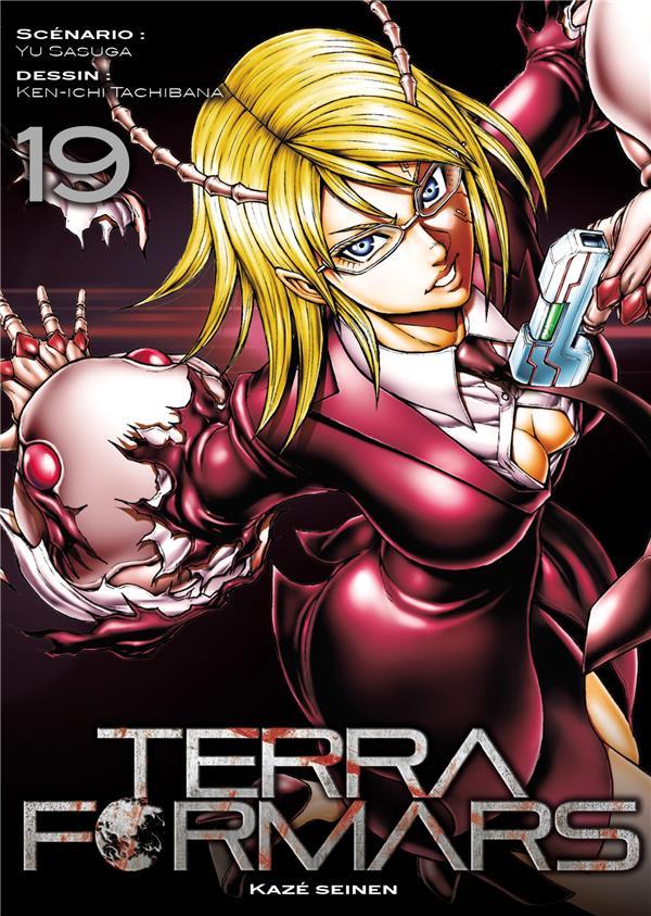 Terra Formars T.19
