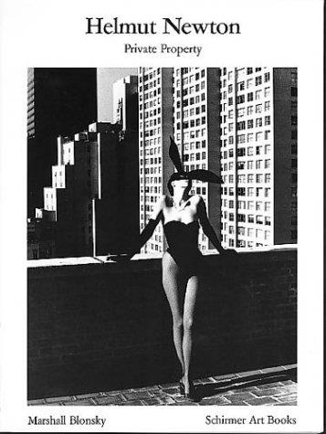 Helmut Newton Private Property (Bibliotheque Visuelle)
