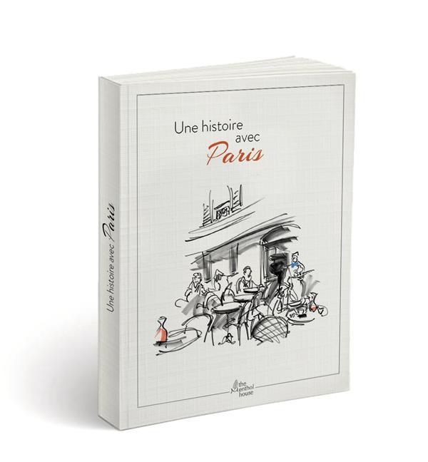 Une histoire avec Paris ; café Saint Germain des Près