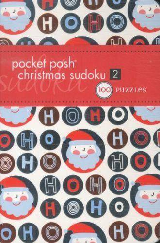 pocket posh christmas sudoku 2