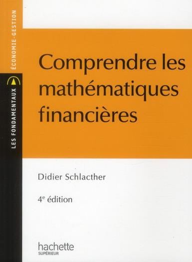 Comprendre Les Maths Financieres