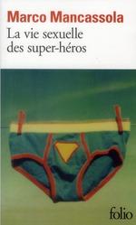 Couverture de La vie sexuelle des super-héros