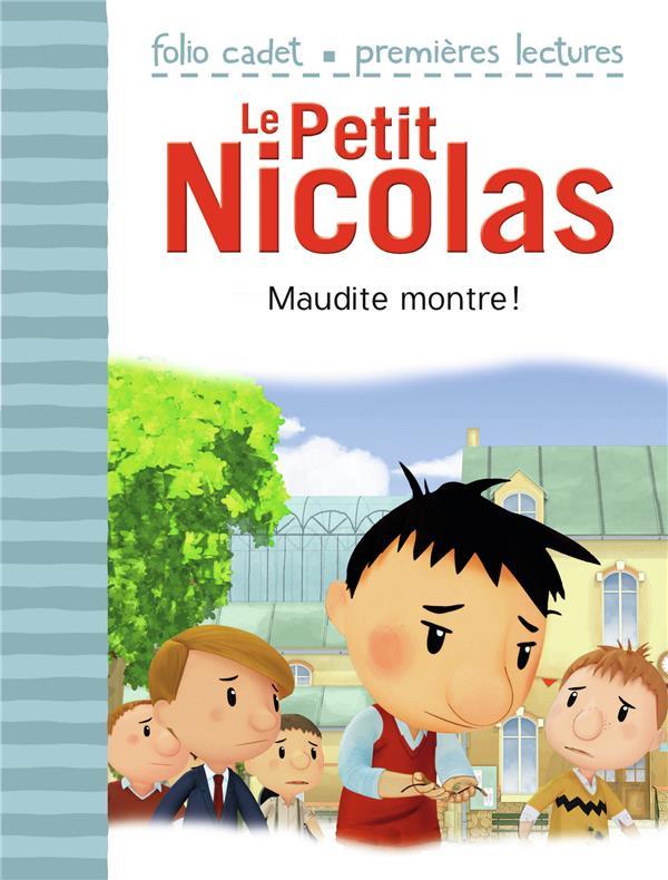 Le petit Nicolas ; maudite montre !