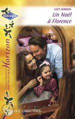 Vente Livre Numérique : Un Noël à Florence (Harlequin Horizon)  - Lucy Gordon