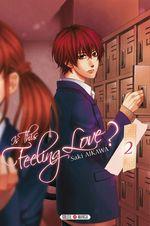 Vente Livre Numérique : Is this feeling Love ? T02  - Saki Aikawa