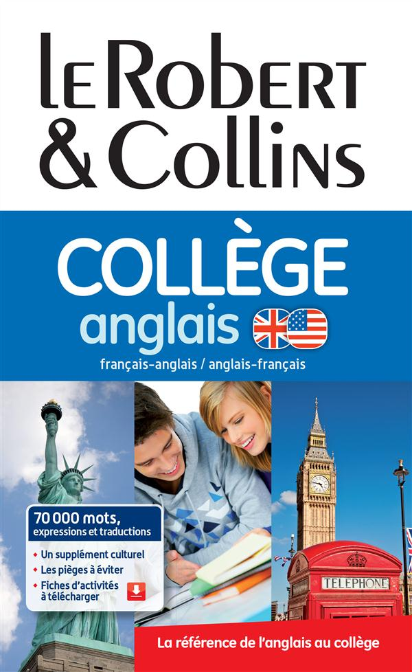 COLLECTIF - LE ROBERT & COLLINS COLLEGE AN