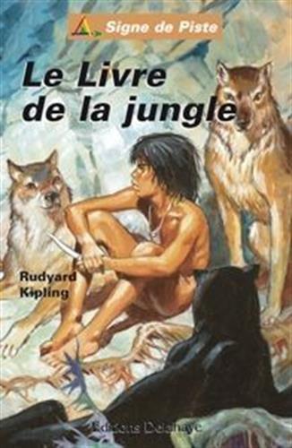 Le livre de la jungle ; signe de piste