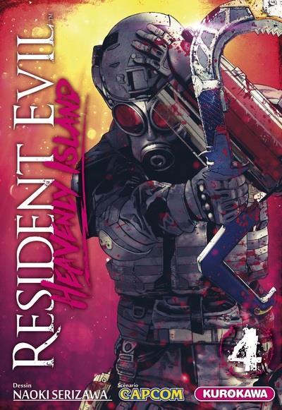 Resident Evil - Heavenly Island T.4
