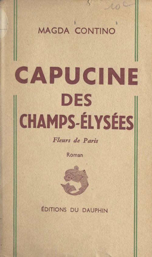 Capucine des Champs-Élysées