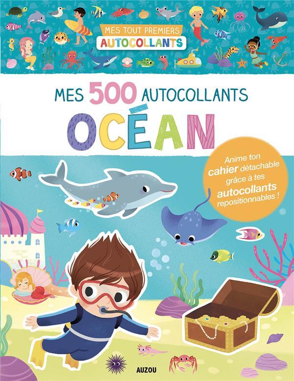 MES 500 AUTOCOLLANTS : OCEAN