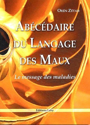 Abecedaire Du Langage Des Maux