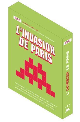 L'invasion de Paris ; coffret t.1 et t.2