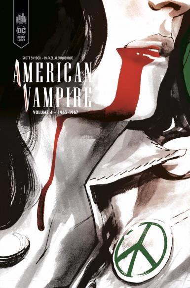 american vampire ; Intégrale vol.4 ; 1963-1967