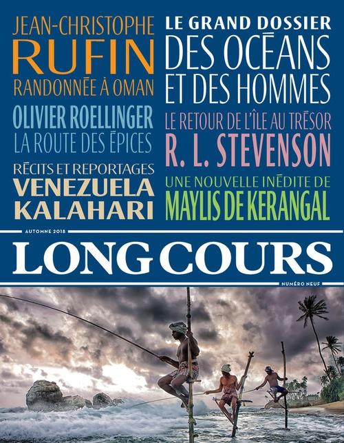 Revue long cours ; des océans et des hommes