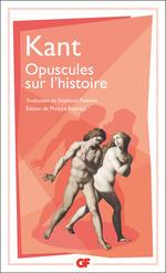 Vente EBooks : Opuscules sur l'histoire  - Emmanuel KANT