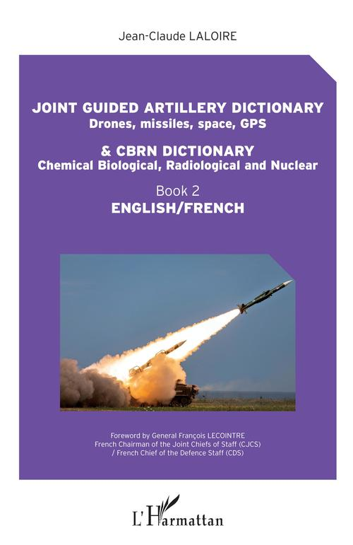 joint guided artillery dictionnary and CBRN dictionnary t.2