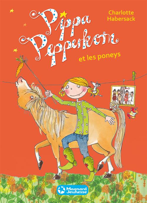 Pippa Pepperkorn T.5 ; Pippa Pepperkorn et les poneys