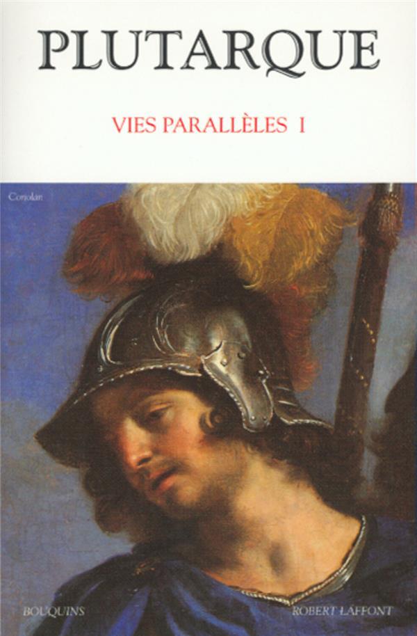 Plutarque - vies paralleles i - vol01