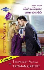 Vente Livre Numérique : Une attirance imprévisible - Passion à Red Rose (Harlequin Horizon)  - Jennie Adams - Myrna Mackenzie