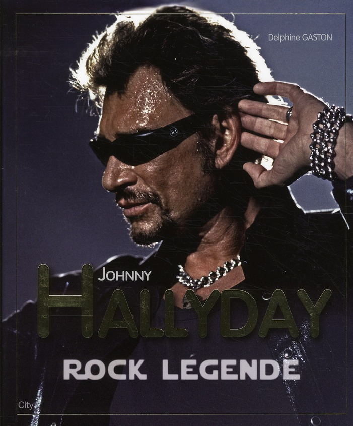 Johnny Hallyday rock légende