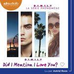 Vente AudioBook : Did I Mention I Love You ?  - Estelle Maskame