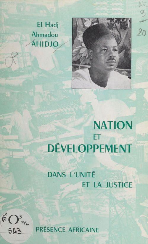 Nation et développement