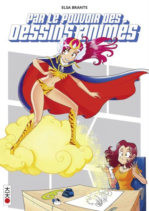 Par le pouvoir des dessins animés