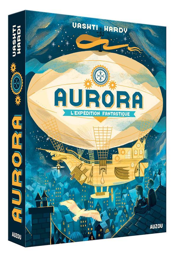 Aurora t.1 ; l'expédition fantastique