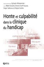 Vente EBooks : Honte et culpabilité dans la clinique du handicap  - Albert Ciccone - Sylvain Missonnier - Simone KORFF-SAUSSE