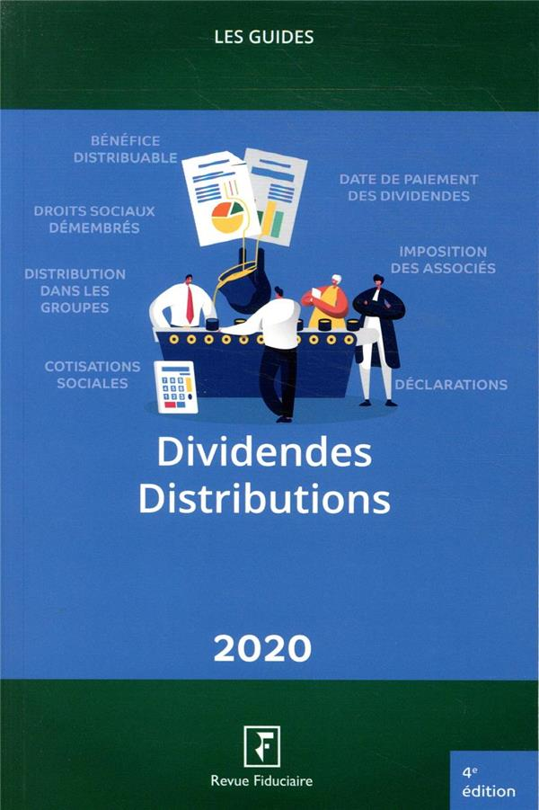 Les guides RF ; dividendes ; distributions (édition 2020)