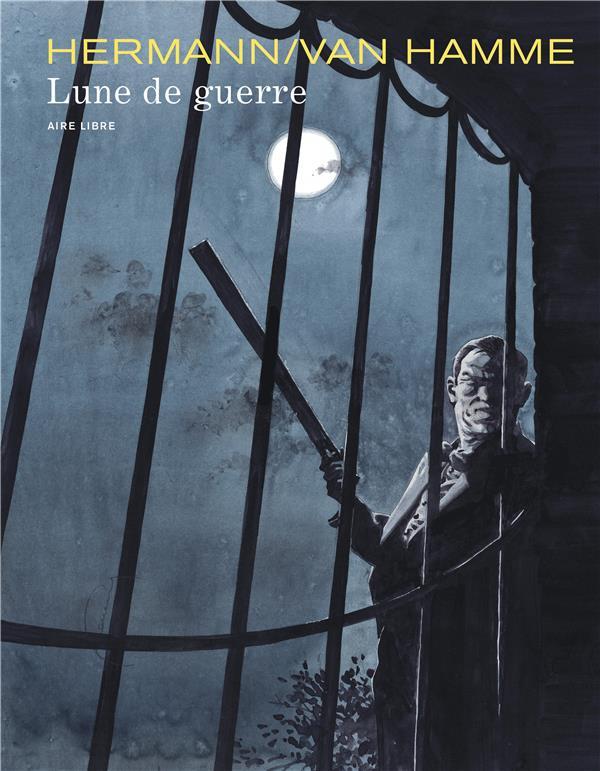LUNE DE GUERRE - TOME 1 - LUNE DE GUERRE (AL25) Hermann