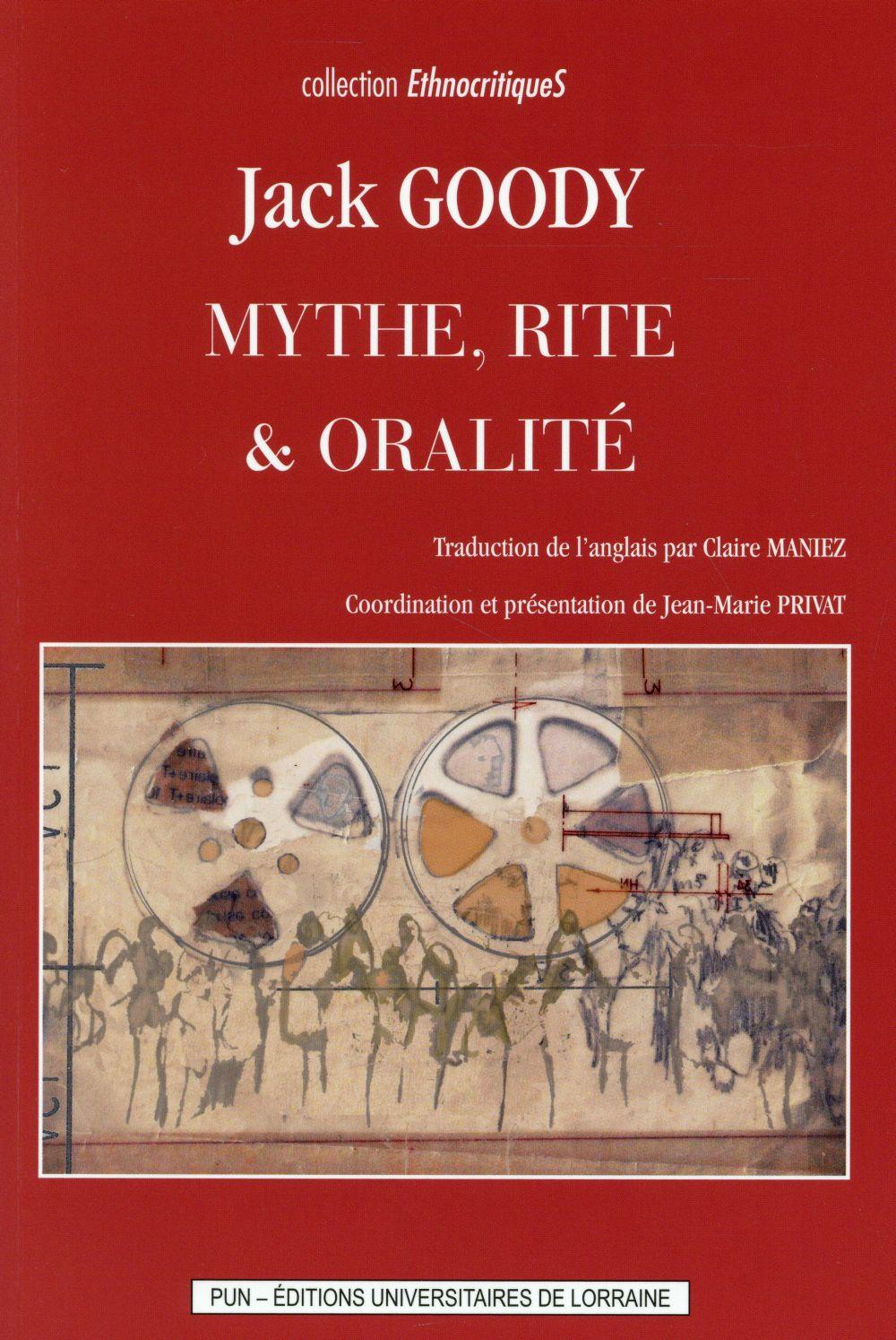 mythe, rite & oralite