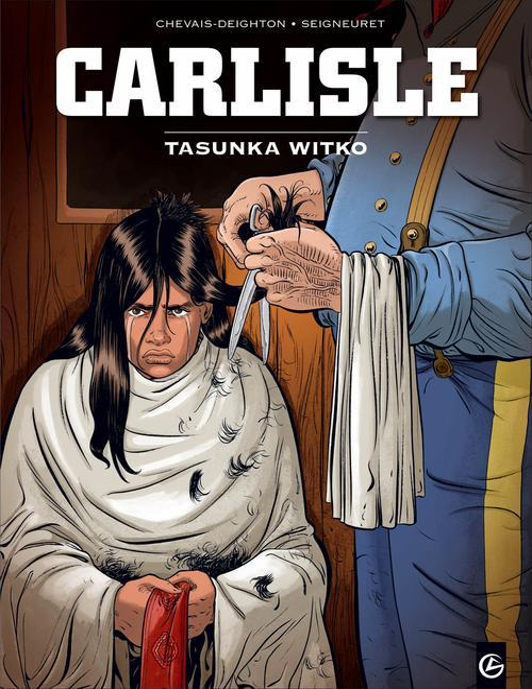 Carlisle t.1 ; Tasunka Witko