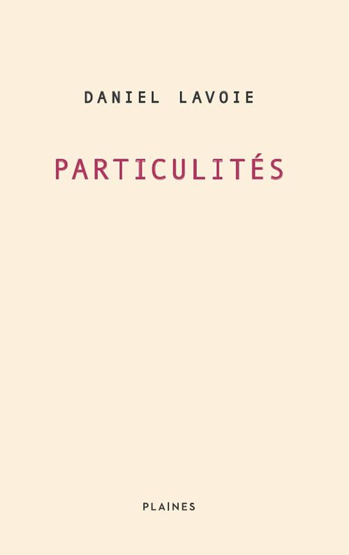 Particulites