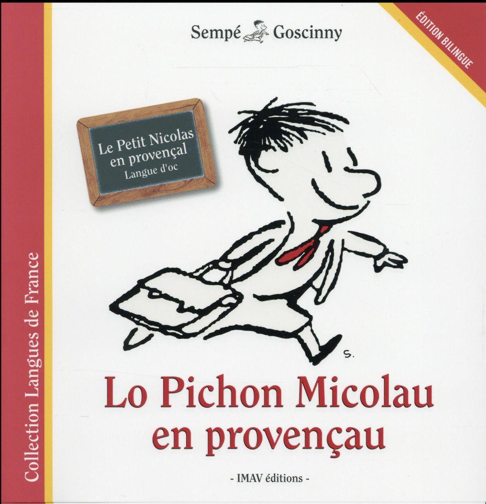 Lo Pichon Micolau en provençau