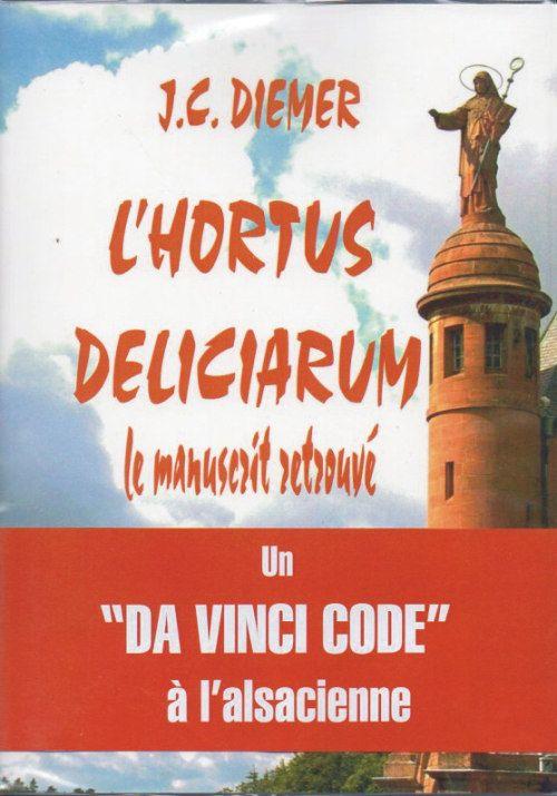 L'hortus deliciarum le manuscrit retrouvé t.1 ; Herrade de Landsberg