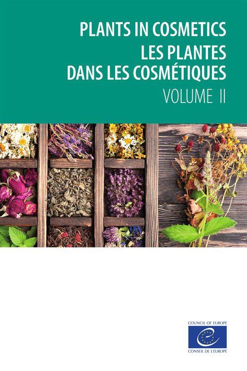Les plantes dans les cosmetiques t.2