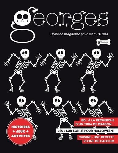 Magazine georges n.48 ; squelette