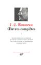 OEUVRES COMPLETES - VOL04 - EMILE - EDUCATION - MORALE - BOTANIQUE