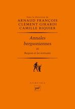 Vente Livre Numérique : Annales bergsoniennes, IX  - François Arnaud - Camille Riquier