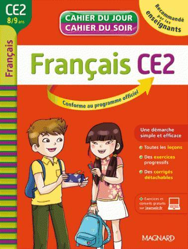 Cahiers du jour/ soir ; français ; CE2