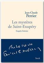 Vente Livre Numérique : Les mystères de Saint-Exupéry  - Jean-Claude PERRIER