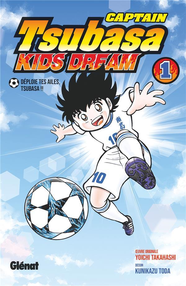 Captain Tsubasa - kids dream T.1