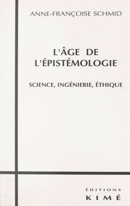 Age de l'epistemologie