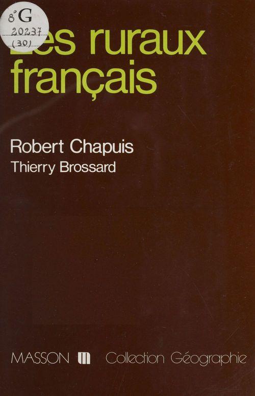 Les ruraux francais