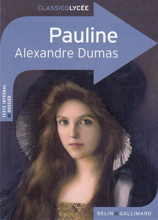 Pauline, d'Alexandre Dumas