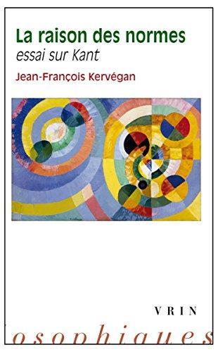 La raison des normes ; essai sur Kant