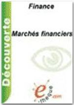 Marchés financiers  - Patrick Sentis