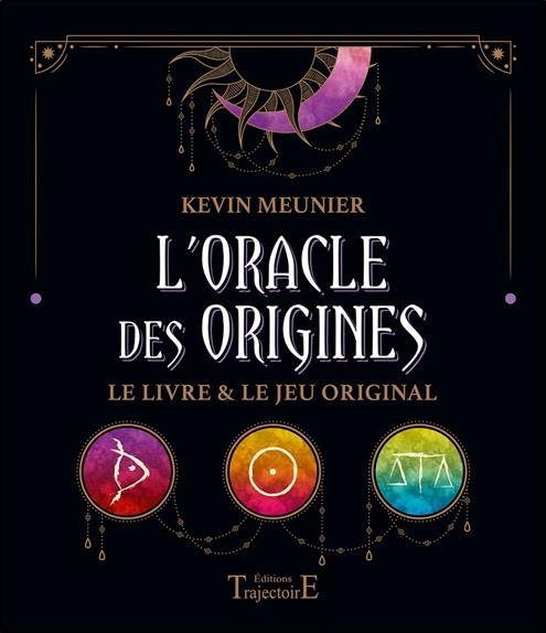 L'oracle des origines ; le livre & le jeu original