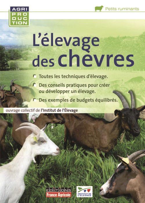 L'élevage des chèvres (édition 2012)